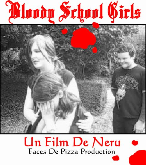"Cover Complète ""Bloody School Girls"""