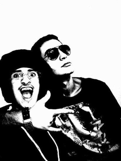 me & yassine