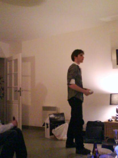 Chéri et la Wii