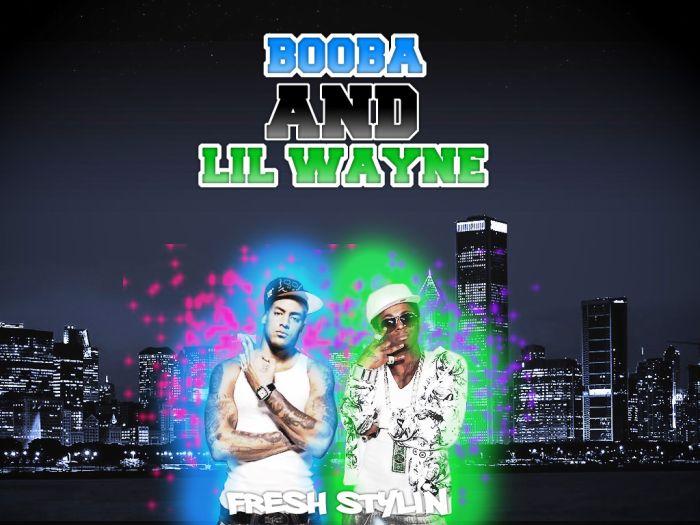 booba and lil wayne en force