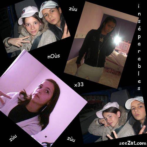 piix : mOii & zùu