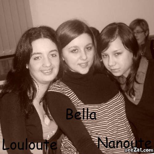 BELLA, NANOUCHE ET MWA