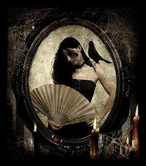 Reflet gothique