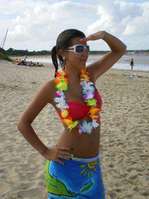 beach party !!