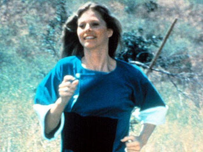 Lindsay wagner as Super Jaimie