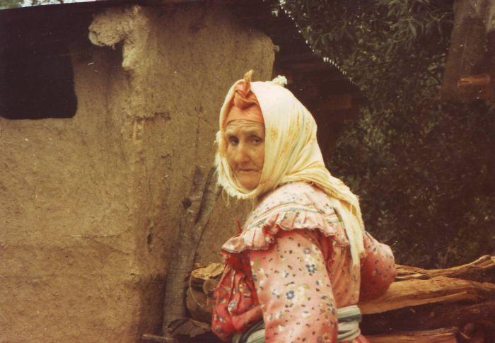 Ma Grand mère maternelle :elle se nommait SELTANA