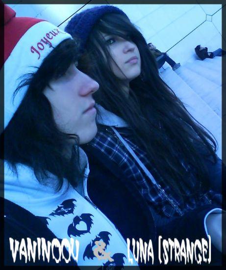 VaninOou & Luna Strange