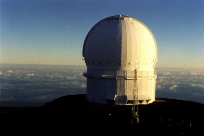Télescope Canada-France de Hawai