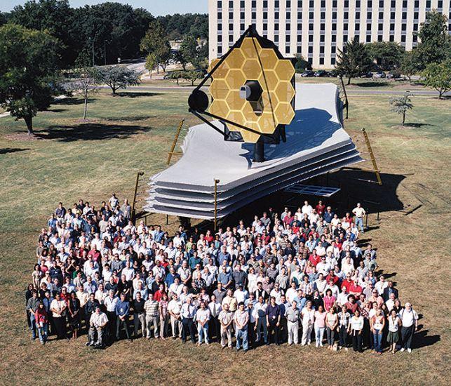 Télescope spatiale JWST