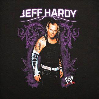 Jeff Hardy, mon catcher preferer