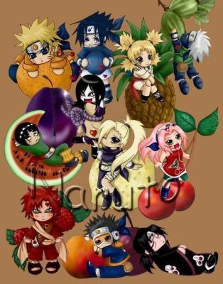 naru version fruit