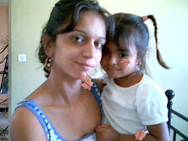 moi et ma fille sarah