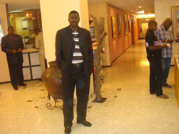 C T au Novotel Abidjan