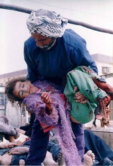 la democratie occidentale massacrer... des enfants...arabe