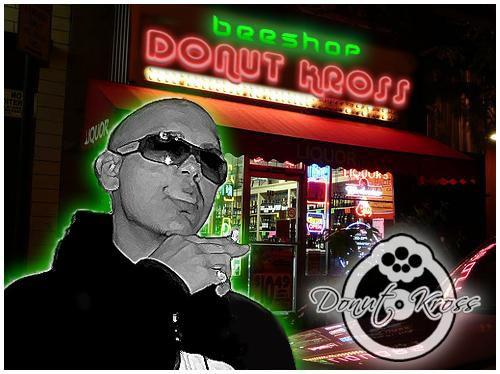 donut kross shop...