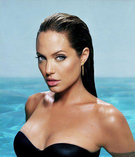 Ma princesse D'amour Angelina jolie ===) xD