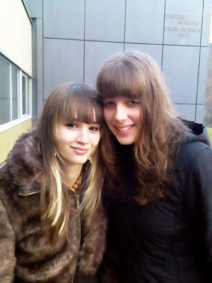 Me With Trésor