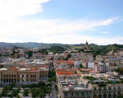Messina de italy