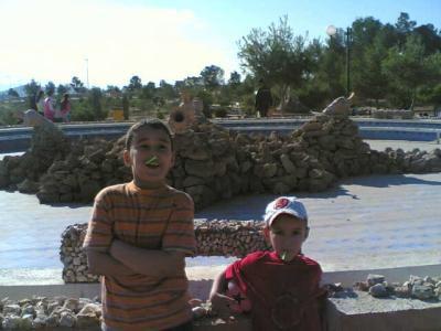 c est mes cousins taha et mouataz