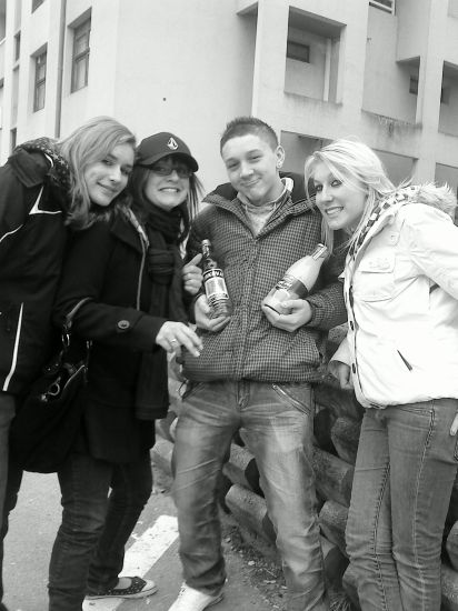 Jen ; Co' ; Mathieu & Moi / Seaine Festive <3'