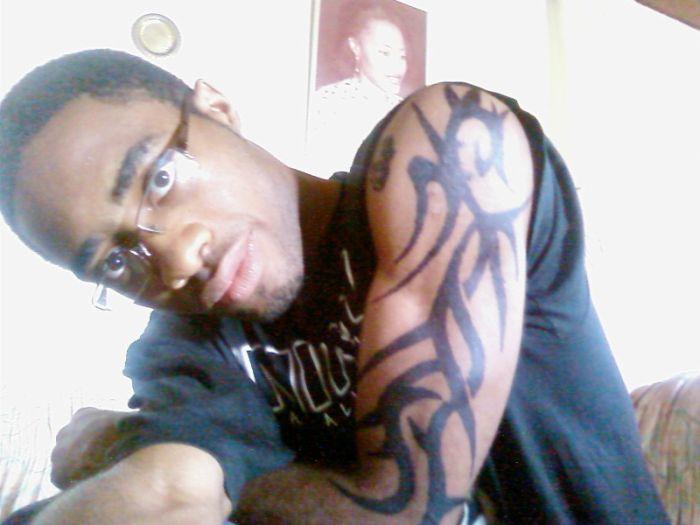 i love my tatoo
