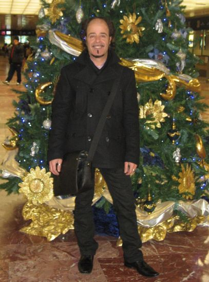 26-Décembre erop de Bologne pour marrakeh.
