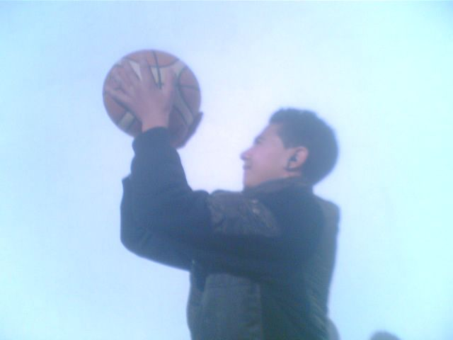 basket balleur