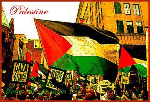 Palestine vivra, Palestine vaincra incha'Allah