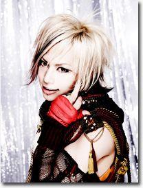 Takeru en blond