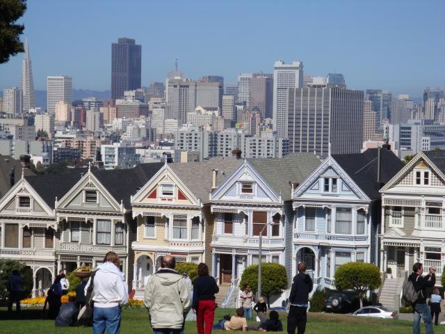 9 AOUT SAN FRANCISCO