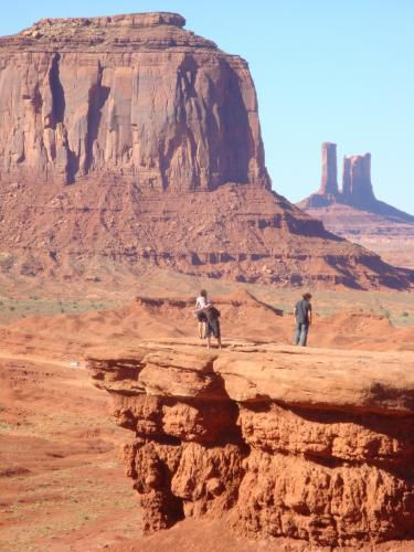 19 AOUT MONUMENT VALLEY