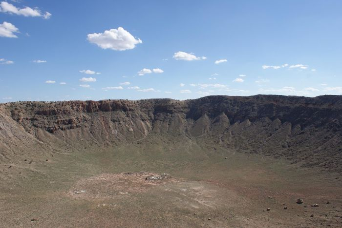 20 AOUT METEOR CRATER
