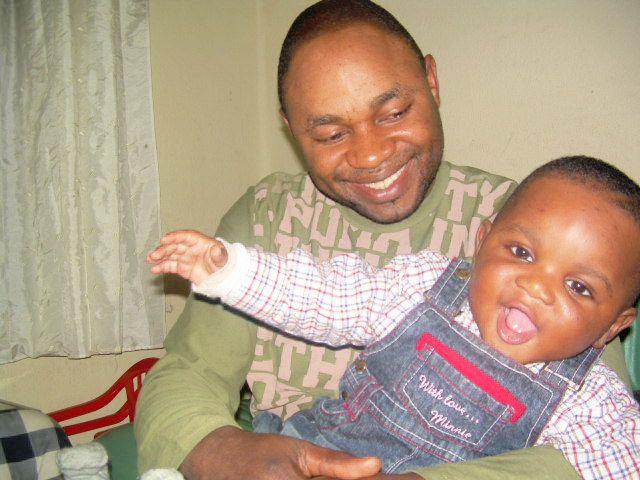 mon papa et moi