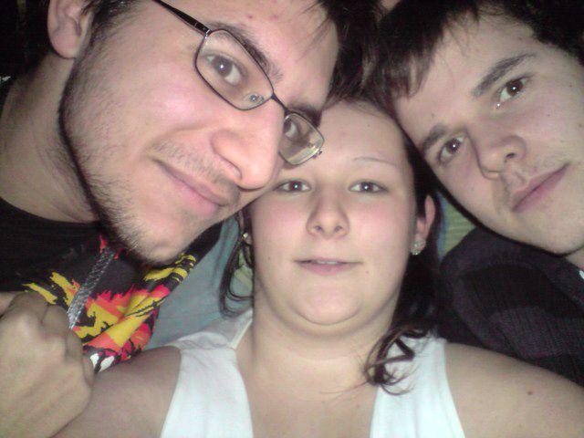 Moi, Sandy & mon Ange