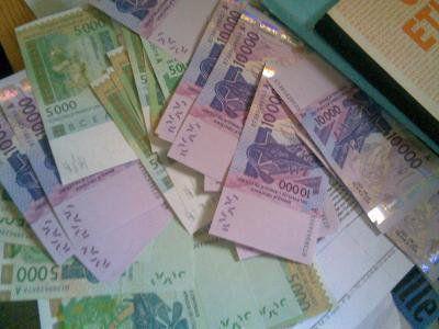 l'argent fait de l'etude