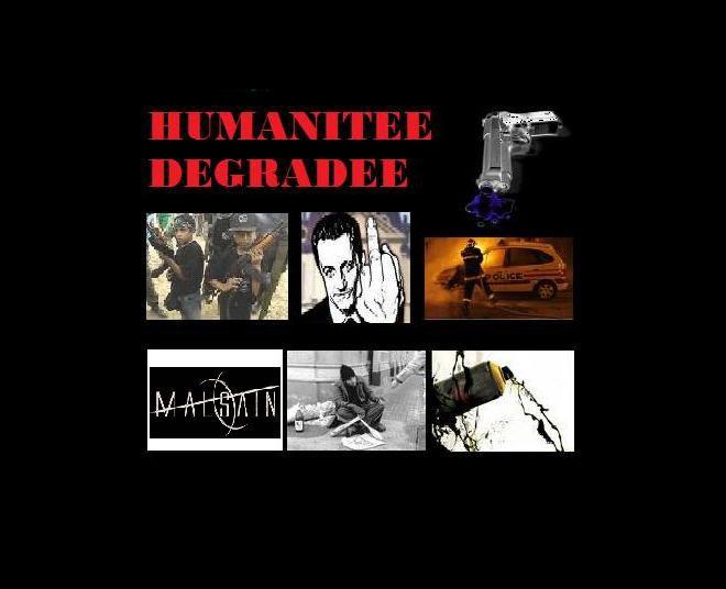 humanité degradée