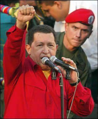 Hugo Chavez digne successeur  de Che Guevara!!!