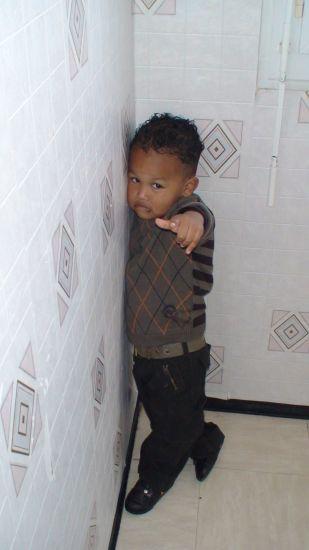 Mon neveu big up