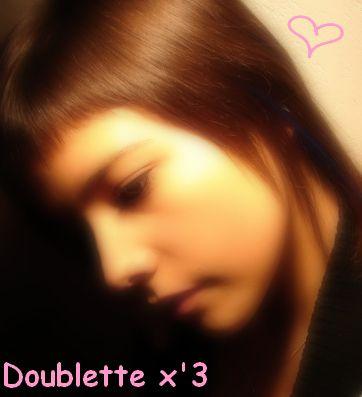 Douublettee <3<3