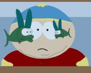 Cartman dans son environnement naturel XD!