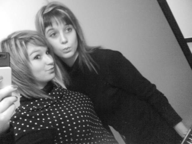 Je t'aaime Petite soeur =)