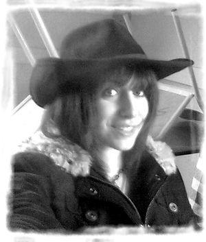 Merci dmavoir prété ton chapeau Allan XD