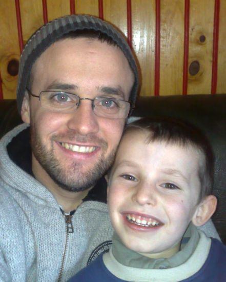 moi et mon neveu !!!!!!!