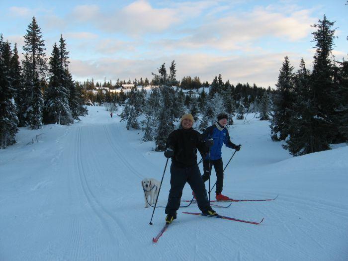 main ski di norway