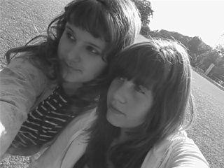 Cindy et moi * Bestounette pqtam ♥
