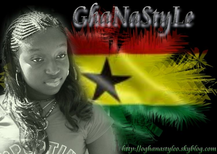 ghanagirl 4 ever....JUST BE PROUD OF WHERE YOU COME FROM