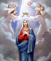 la vierge MARIE ma mère de tous les jours