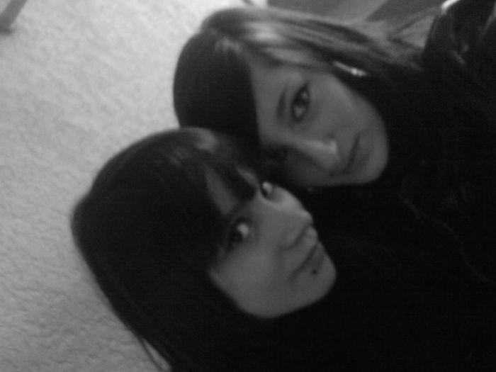 Belle cousine & moi =) .