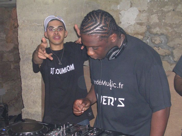 anniv de NAS-T DJ SOUMSOUM ET DJ JER'S
