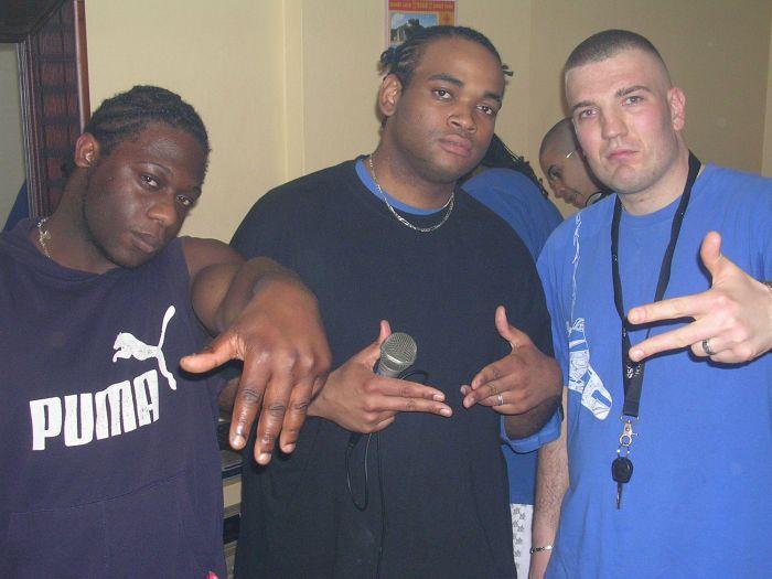 DJ JER'S DJ KINGSTONE DJ JVINZ sur KOUTER FM